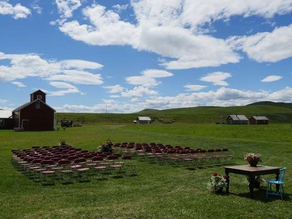 All Inclusive Bar U Ranch Heritage Wedding Package