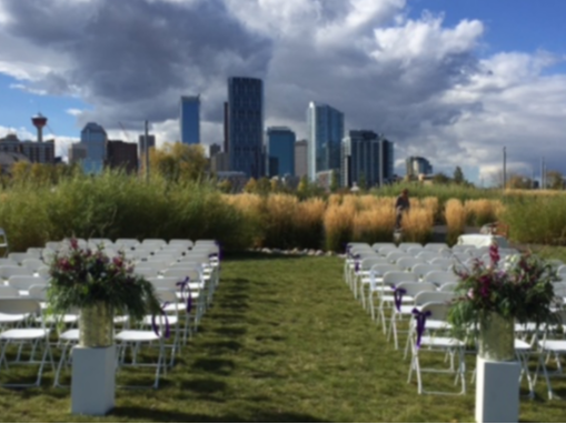 All Inclusive Fort Calgary Luxury Wedding Package